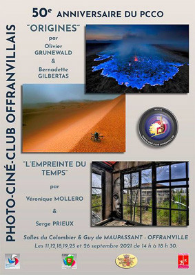 50e anniversaire du Photo Ciné Club Offranvillais