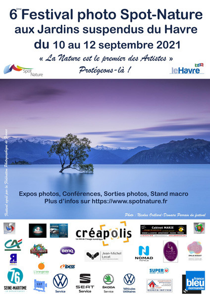 6e Festival Spot Nature au Havre